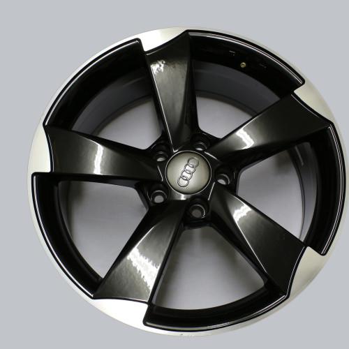 RS3 Black Polished