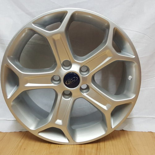 "FORD FOCUS ST. ""MODEL5287 "" 17×7.5J ET55 5/108PCD SILVER"