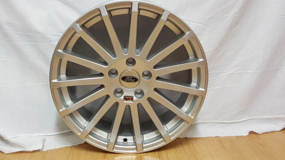 FORD RS. MODEL1113. 17×7J ET40 5/108PCD SILVER