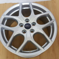 FORD FOCUS ST MODEL5572 17×7J ET50 5/108PCD SILVER