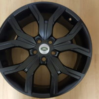 RANGE ROVER FITMENT. MODEL1266. 20×9.5J ET45 5/120PCD BLACK