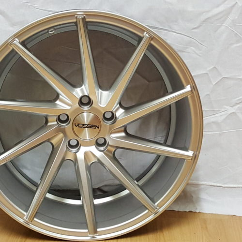 New polo fitment 17×8J ET35 5100PCD