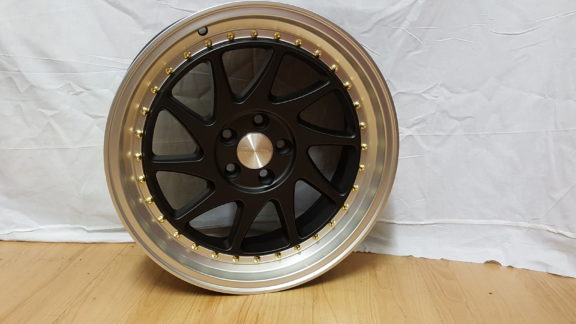 New polo fitment OZT 17×8J ET35 5100PCD